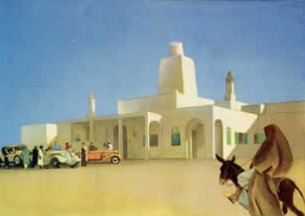 From Tripoli to Gadames_Marcello Dudovich (8)