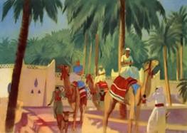 From Tripoli to Gadames_Marcello Dudovich (9)