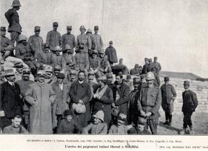 Liberazione della Missione Sanfilippo da L'Illustrazione Italiana n.48, 1912