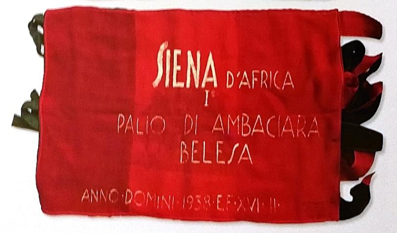 Siena d'Africa_Palio Ambaciara Belesa_1938
