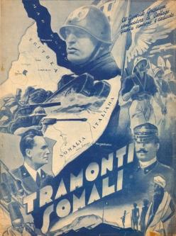 Canzone MilitareTtramonti_Somali_Graziani