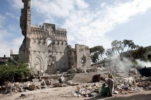 Cattedrale Mogadiscio_distrutta