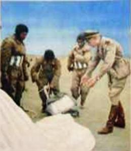 Fanti dell'Aria_Paracadutisti Libici