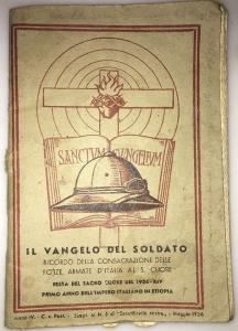 il Vangelo del Soldato_1936