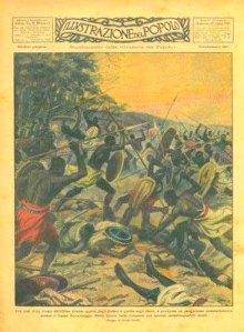 1925_Combattimenti tra tribù nell'Oltre Giuba