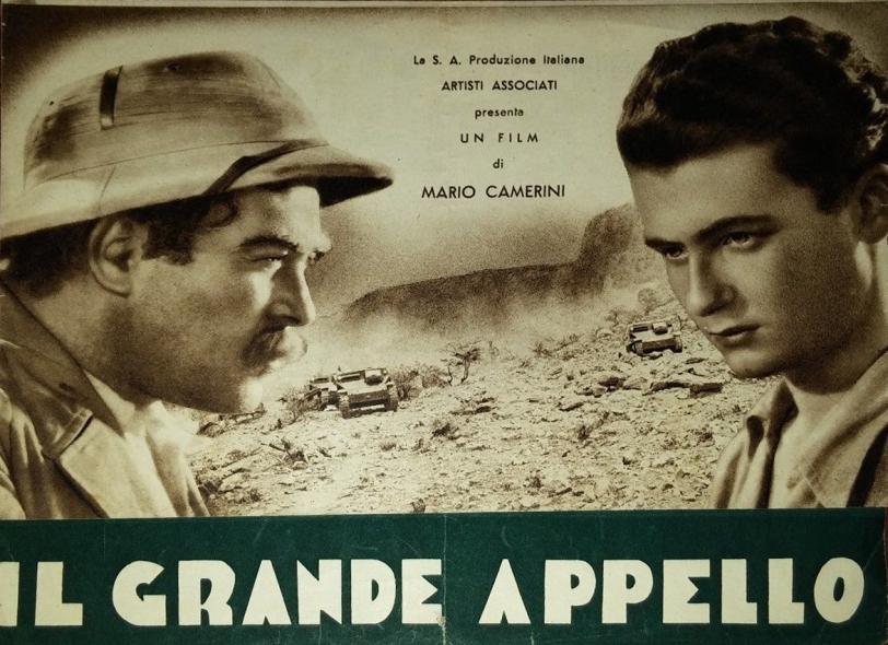 1936_Il Grande Appello_Mario Camerini