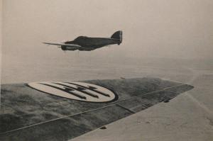 Libia_Ultima foto SM79 Italo Balbo_28 giugno 1940