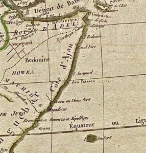 Africa orientale_1829