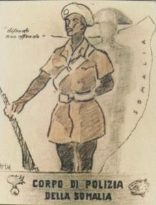 Corpo di Polizia della Somalia_Umberto Ripa di Meana