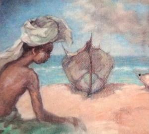 Dipinto Umberto Ripa di Meana (3)