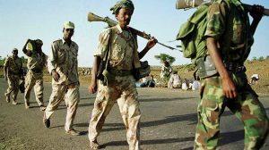 Eritrean Army