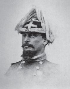 Manfredo Camperio, eroe delle cinque giornate