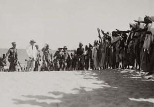 Candala il Governatore De Vecchi acclamato dai somali