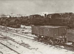 Mogadiscio stazione ferroviaria