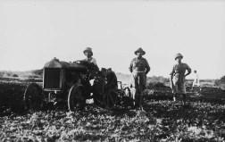 Genale Concessionari italiani e trattore Ferguson