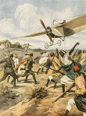 Italian_Taube_aircraft_in_use_against_Ottoman_forces_in_Libya,_1911_or_1912[1]