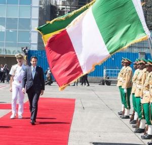 Premier Conte in Etiopia (1)