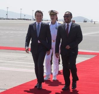 Premier Conte in Etiopia (2)