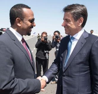 Premier Conte in Etiopia (3)