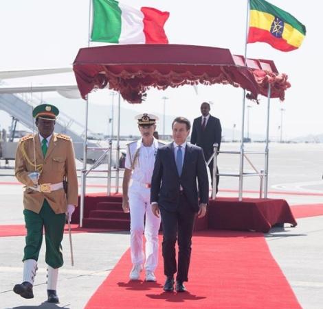 Premier Conte in Etiopia (4)