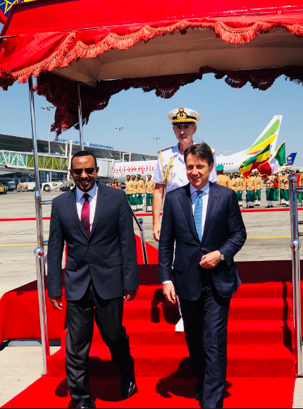 Premier Conte in Etiopia (5)