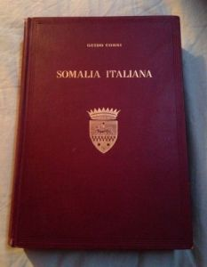 Somalia Italiana_Guido Corni