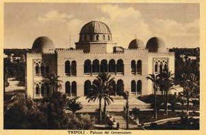 Tripoli_Palazzo del Governatore