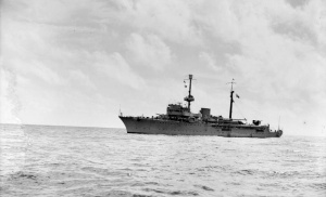 10 -Nave Eritrea (Foto Imperial War Museum)