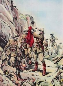 15 febbraio 1936_Etiopia_Pasquino Citi salva Faccetta Nera_Maria Vittoria Aradam