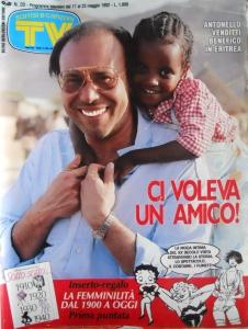 venditti_eritrea_tv sorrisi e canzoni_1992