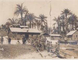 Il primo nucleo della Capitaneria di Tripoli
