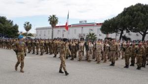 Messina- Brigata Aosta in partenza missioni (1)