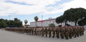 Messina- Brigata Aosta in partenza missioni (2)