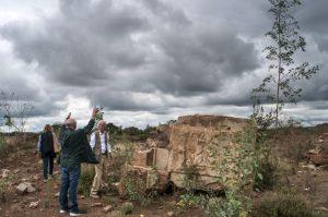 Monumento prigionieri italiani Kenia distrutto (2)