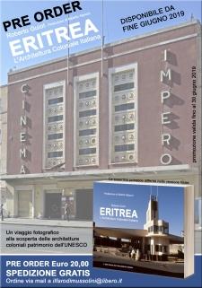 Pre Order_Eritrea_L'architettura coloniale italiana
