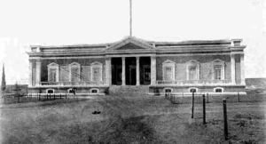 Asmara_Palazzo del Governatore
