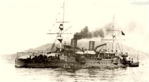 0435C_RN_Giovanni_Bausan_1883_ariete_torpediniere_alla_Spezia_1904