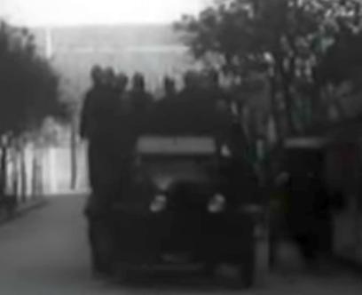 Autopompa del comune di Tientsin, acquistata nel 1925 in aggiunta a quella militare (Da Youtube)