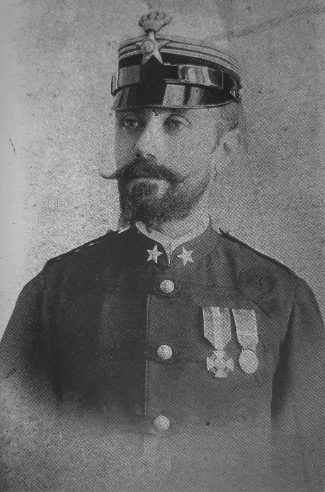 Capitano del Corpo di Commissariato (1894)