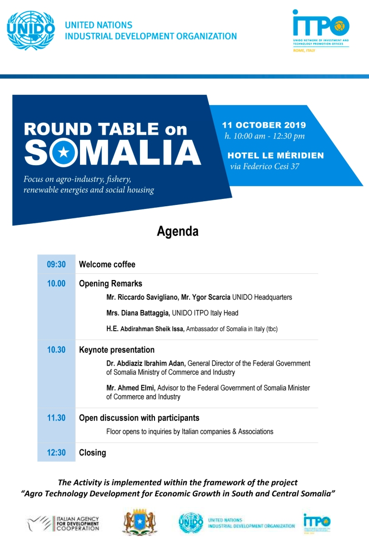 Agenda Somalia Roundtable ENG_Roma