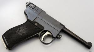 Pistola Glisenti mod. 1910 per ufficiali