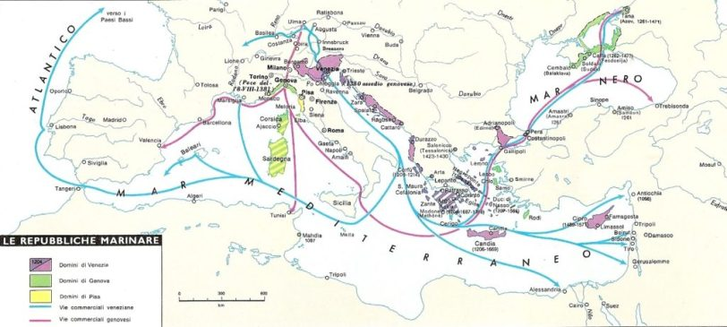 repubbliche-marinare_genova e venezia