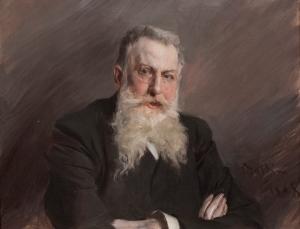 Antonio Starabba di Rudinì, Presidente del Consiglio nel 1896 e padre del fondatore del Peking Syndicate Carlo