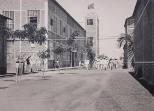 La distilleria della Società Saccarifera Somala
