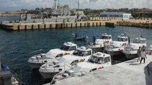 nuove motovedette italiane per marina libica