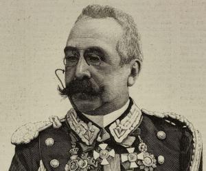 Generale Oreste Baratieri