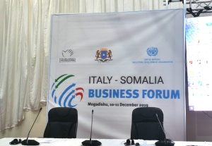 Italy-Somalia Business Forum
