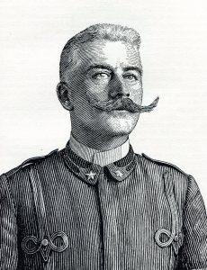 Tommaso Salsa, storico capo dell'Ufficio politico-militare della Colonia Eritrea
