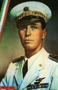Duca Amedeo D'Aosta
