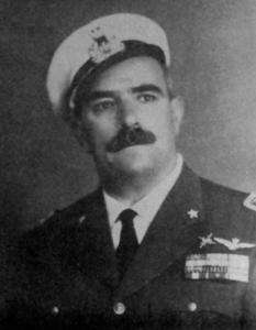 Max Peroli. L'ideatore del piano di volo